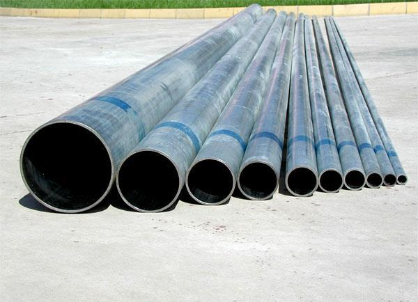 What is the difference between galvanized steel pipe and seamless steel pipe?